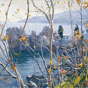 MY CRIMEA: SOLO EXHIBITION OF WORKS BY VASILY NESTERENKO IN OREL