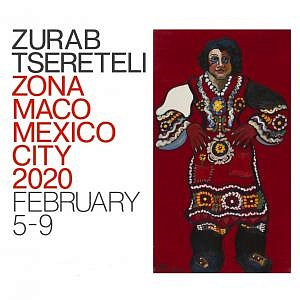 "PRESIDENT OF THE RUSSIAN ACADEMY OF ARTS ZURAB TSERETELI PARTICIPATES IN ""ZONAMACO ARTE CONTEMPORANEO"" IN MEXICO"