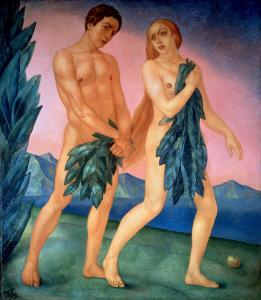 THE HISTORY OF ADAM AND EVE: MASTER CLASS OF VICTOR KALININ AND LARISA DAVYDOVA