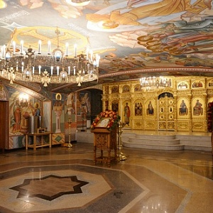 The Academicians of the Russian Academy of Arts Alexey Zhivaev and Evgeny Maximov are Authors of the Interior Artistic Decoration of the Cathedral of Our Lady of Iveron