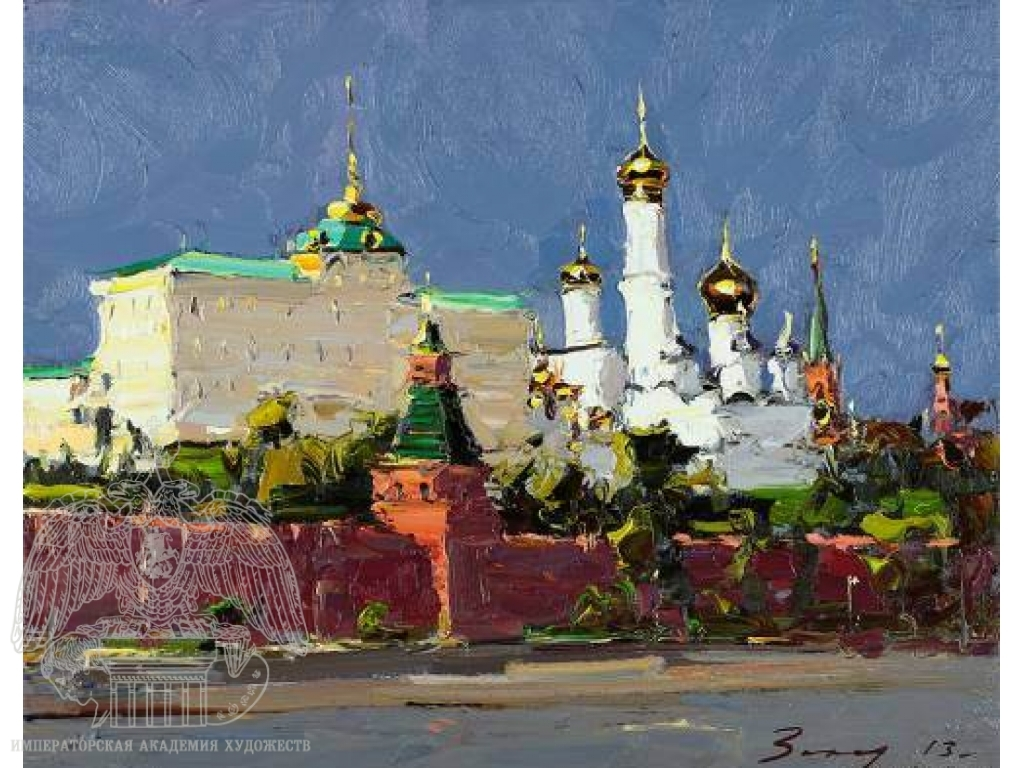 Russian architect A. Zakharov: biography and works